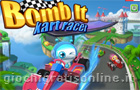 Giochi online: Bomb It Kart Racer