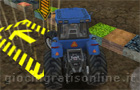 Giochi online: Farm Tractor Driver 3D Parking