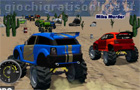 Giochi auto : Monster Truck Rally