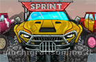 Giochi auto : Monster Trucks Sprint