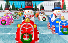 Giochi online: Snowman Christmas Racing