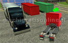 Giochi auto : Trucker Parking 3D