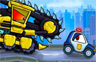 Giochi auto : Car Eats Car: Evil Cars
