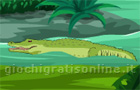 Giochi online: Escape from Alligator River