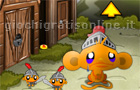 Giochi online: Monkey go happy: Adventure