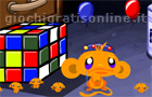 Giochi online: Monkey go happy: Balloons