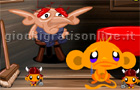 Giochi online : Monkey go happy: Tales