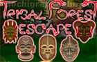 Giochi online: Tribal Forest Escape