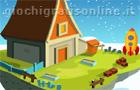 Giochi online: Village Rocket Escape
