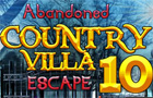 Giochi online: Abandoned Country Villa Escape 10