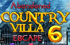 Giochi avventura : Abandoned Country Villa Escape 6