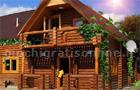 Classic Wooden Bungalow Escape