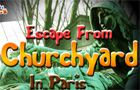 Giochi online : Escape from Churchyard in Paris