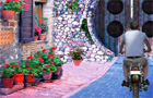 Giochi Oggetti Nascosti / Differenze : Italian Hill Town Escape