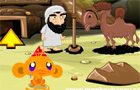 Giochi online: Monkey go happy: Pyramid Escape
