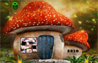 Giochi online: Mushroom House Baby Fairy Escape