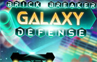 Giochi azione arcade: Brick Breaker Galaxy Defense