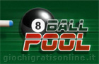 Giochi sport : 8 Ball Poll.