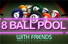 Giochi online: 8 Ball Pool With Friends