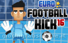 Giochi online: Euro Football Kick 2016