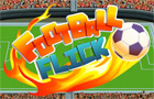 Giochi online: Football Flick