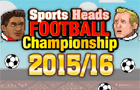 Giochi sport : Sports Heads Football 2015-16