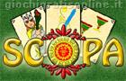Giochi online: Scopa