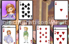 Giochi di carte : Sofia the First Solitaire