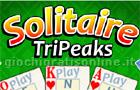 Giochi di carte : Solitaire Tripeaks