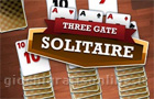 Giochi di carte : Three Gates Solitaire