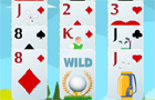 Giochi Oggetti Nascosti / Differenze : Golf Solitaire Pro