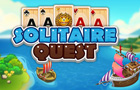 Solitaire Quest.