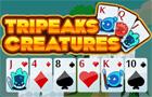 Giochi di carte : Tripeaks Creatures