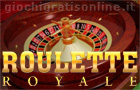 Giochi online: Roulette Royale