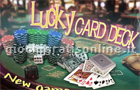 Giochi online: Lucky Card Deck