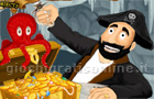 Giochi online: Pirate Treasure Hidden Object