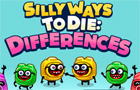 Giochi online: Silly Ways to die: Differences