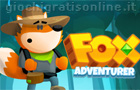 Giochi platform : Fox Adventurer