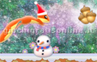 Giochi platform : Nut Rush 3 Snow Scramble