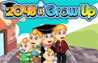Giochi online: 2048 Grow Up