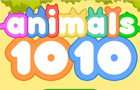 Giochi Oggetti Nascosti / Differenze : Animals 1010