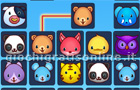 Giochi online: Animals Connect 3