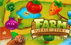 Giochi online: Farm Puzzle Story
