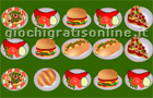 Giochi online: Food Court Match 3