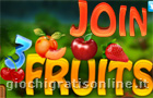 Giochi online: Join three fruits