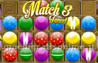 Giochi online: Match 3 Forest