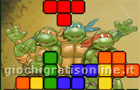 Ninja Turtles Tetris