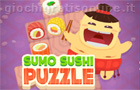 Giochi online: Sumo Sushi Puzzle