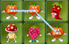 Giochi online: Angry Vegetables