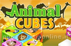 Giochi online: Animal Cubes
